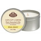 Bug Away All Natural Soy Candle