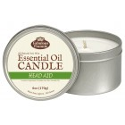 Head Aid Essential Oil Candle 6oz Tin