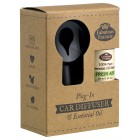 Car Scenter Electric Diffuser with Oil - Fresh Air