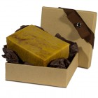 Bay Rum Natural Herbal Bar Soap 4 oz - Gift Set