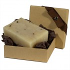 Lavender Natural Herbal Bar Soap 4 oz - Gift Set