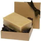 Castile Unscented Herbal Bar Soap 4 oz - Gift Set
