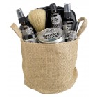 Rugged Riley Gift Basket - Metallic Mint