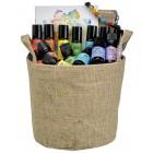 Chakra Healing Gift Basket