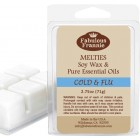 Easy Breathzy (Cold & Flu) 100% Pure & Natural Soy Meltie 2.75 oz