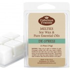 De-Stress 100% Pure & Natural Soy Meltie 2.75 oz