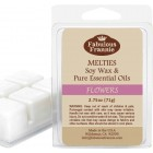 Flower 100% Pure & Natural Soy Meltie 2.75 oz
