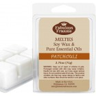 Patchouli 100% Pure & Natural Soy Meltie 2.75 oz