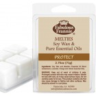 Protect 100% Pure & Natural Soy Meltie 2.75 oz (Comparable to Young Living's Thieves & DoTerra's ON GUARD blend)*